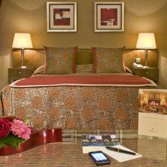 Отель Warwick Brussels 5* Номер Делюкс с разными типами кроватей