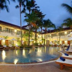 Отель Horizon Patong Beach Resort & Spa открытый бассейн фото 2