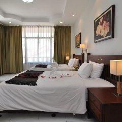 Отель Hyton Leelavadee Phuket комната для гостей фото 5