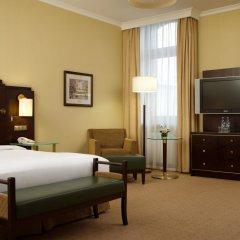Гостиница Hilton Москва Ленинградская 5* Полулюкс с различными типами кроватей фото 4