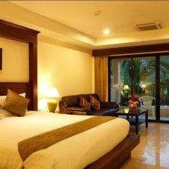 Отель Baan Yuree Resort and Spa 4* Номер Делюкс с различными типами кроватей фото 3