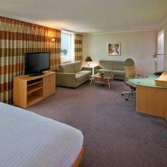 Отель Hilton Düsseldorf 5* Полулюкс разные типы кроватей фото 2