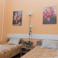 Мини-Отель Идеал Стандартный номер с разными типами кроватей фото 16
