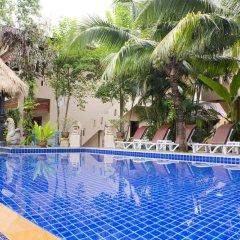 Отель Kata Country House открытый бассейн фото 3