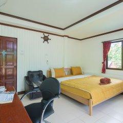 Отель Patong Rai Rum Yen Resort 3* Стандартный номер с различными типами кроватей фото 2