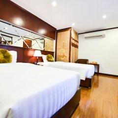 Отель May de Ville Old Quarter 4* Представительский номер с различными типами кроватей