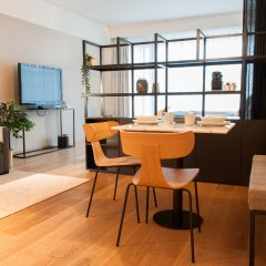 Отель PREMIER SUITES PLUS Antwerp 3* Представительская студия с различными типами кроватей