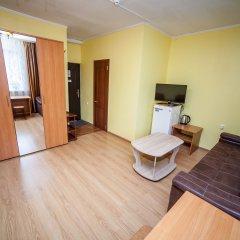 Гостиница «Дубрава» Улучшенный номер с различными типами кроватей