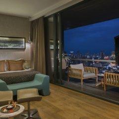 Radisson Blu Hotel Istanbul Asia 5* Полулюкс с различными типами кроватей