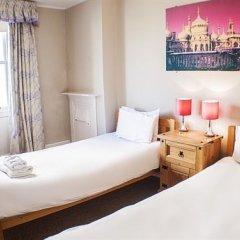 The Queensbury Hotel 2* Стандартный номер с 2 отдельными кроватями