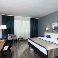 City Hotel Berlin East 4* Стандартный номер с двуспальной кроватью