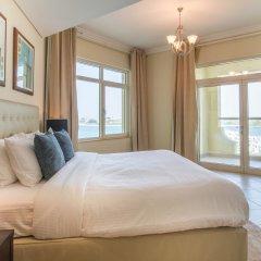 Отель Bespoke Residences - Shoreline Al Haseer комната для гостей