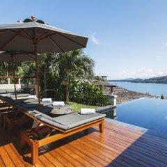 Отель Andara Resort Villas терраса/патио фото 4