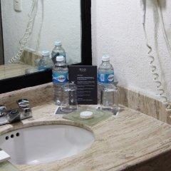 Отель Smart Cancun by Oasis Мексика, Канкун - 2 отзыва об отеле, цены и фото номеров - забронировать отель Smart Cancun by Oasis онлайн ванная