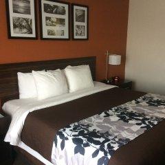Отель Sleep Inn & Suites And Conference Center 2* Стандартный номер с различными типами кроватей
