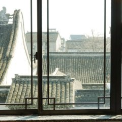 Отель Suzhou Tai Lake Pur-land Inn Стандартный номер с различными типами кроватей