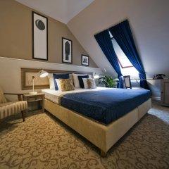 Hotel Jägerhorn 3* Стандартный номер с двуспальной кроватью