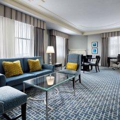 Fairmont Royal York Hotel 4* Люкс Luxury с двуспальной кроватью