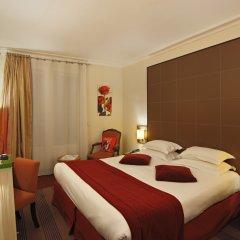 Отель Hôtel Westside Arc de Triomphe 4* Улучшенный номер с 2 отдельными кроватями