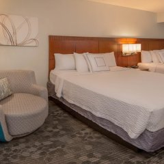 Отель Courtyard Arlington Rosslyn 3* Люкс с различными типами кроватей