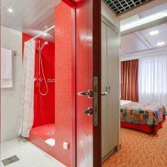 Ред Старз Отель 4* Улучшенный номер с различными типами кроватей фото 2