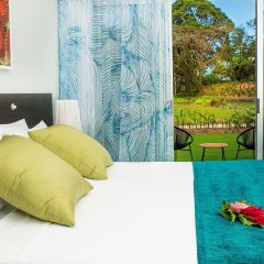 Отель The Pearl South Pacific Resort 4* Номер категории Премиум с двуспальной кроватью