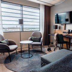 Отель Scandic Simonkenttä 4* Стандартный номер с разными типами кроватей