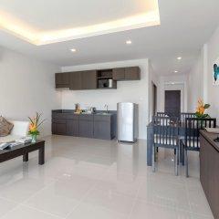 Отель Patong Bay Hill Resort 4* Люкс с различными типами кроватей фото 4