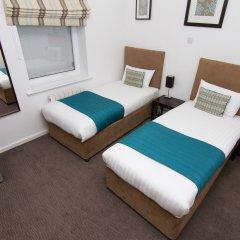 Отель Euston Square 3* Стандартный номер с различными типами кроватей фото 16