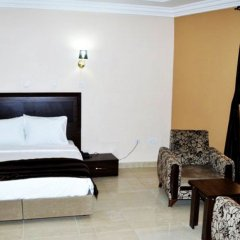 Residency Hotel Enugu 3* Представительский номер