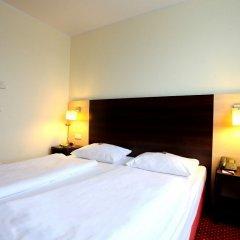 AZIMUT Hotel City South Berlin 3* Улучшенный номер с разными типами кроватей фото 2