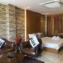 Отель Club Bamboo Boutique Resort & Spa 3* Люкс с различными типами кроватей
