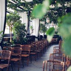 Gramercy Park Hotel открытая свадебная площадка