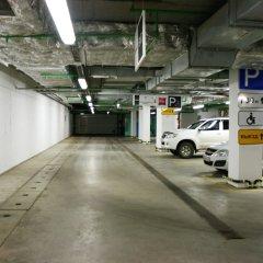 Гостиница IBIS Самара парковка
