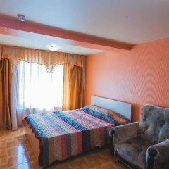 Гостиница Чайка Стандартный номер с двуспальной кроватью фото 5