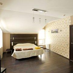 Гостиница Лесная Рапсодия Бунгало с различными типами кроватей