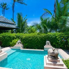 Отель Fair House Villas & Spa Самуи бассейн