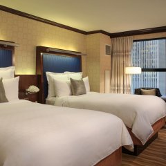 Renaissance New York Times Square Hotel 4* Стандартный номер с 2 отдельными кроватями