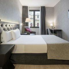 Отель ILUNION Bel-Art 4* Стандартный номер с различными типами кроватей фото 16