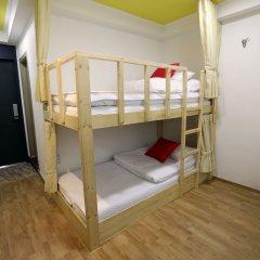 Отель Philstay Dongdaemun 2* Стандартный номер с двухъярусной кроватью