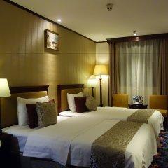 Macau Masters Hotel 2* Стандартный номер с 2 отдельными кроватями