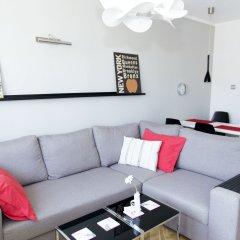 Апартаменты Warsawrent Apartments Centralna Улучшенные апартаменты с различными типами кроватей