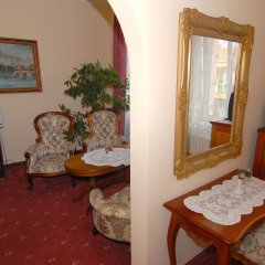 Opera Hotel 4* Люкс с двуспальной кроватью фото 4