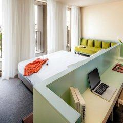 Hotel Glam Milano 4* Улучшенный номер с различными типами кроватей
