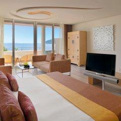 Aguas de Ibiza Grand Luxe Hotel 5* Люкс с различными типами кроватей