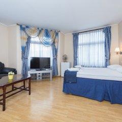 Stavanger Lille Hotel & Cafe 3* Улучшенный номер с различными типами кроватей