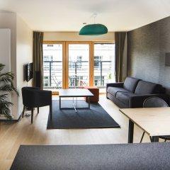 Отель Smartflats Design - L42 4* Апартаменты с различными типами кроватей