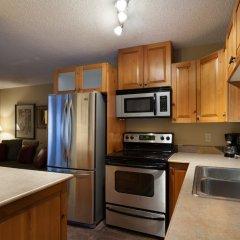 Отель 4mex Inn кухня в номере фото 2