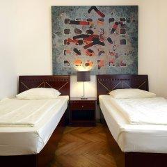 Hotel Pension Museum 3* Стандартный номер с различными типами кроватей