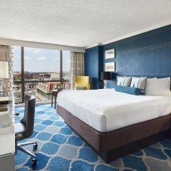 The Embassy Row Hotel 4* Номер Делюкс с различными типами кроватей фото 4